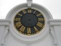 Tompkins Chapel Utica NY Clock Face