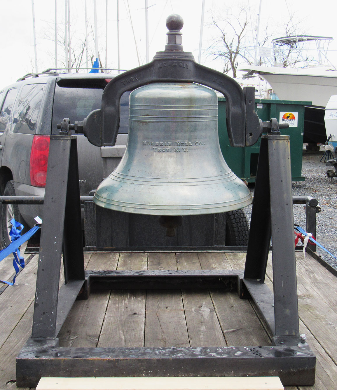 pre owned Meneely Bell