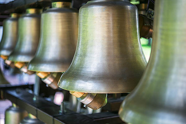 New Bronze Church Bells