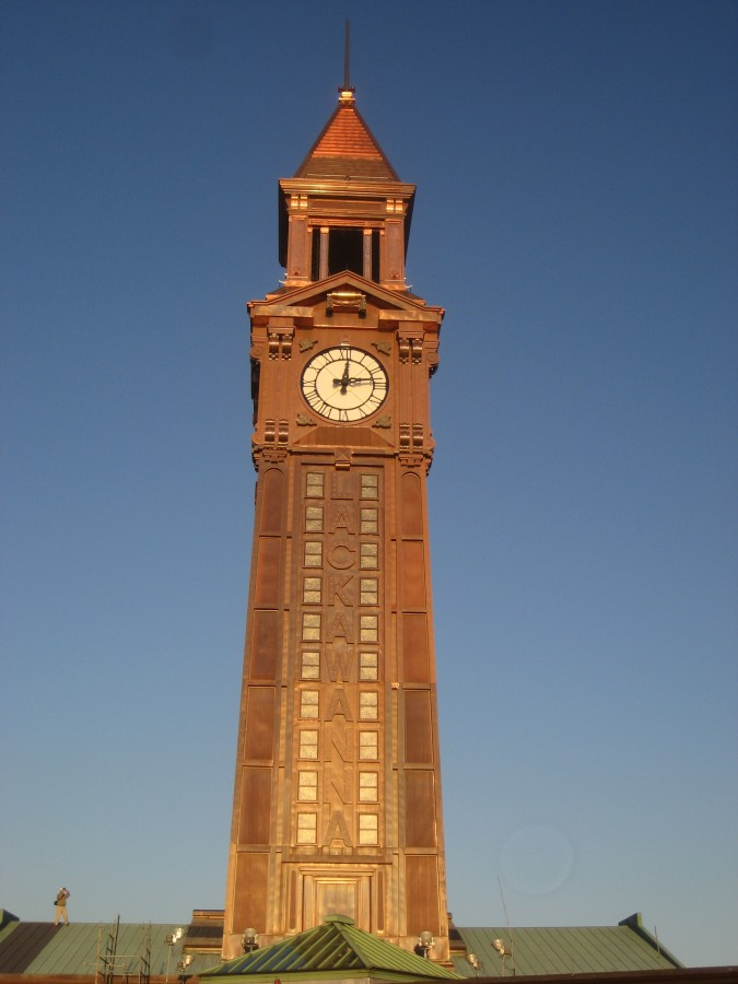 Hoboken Ferry Terminal Clock Tower Replacement, Hoboken NJ