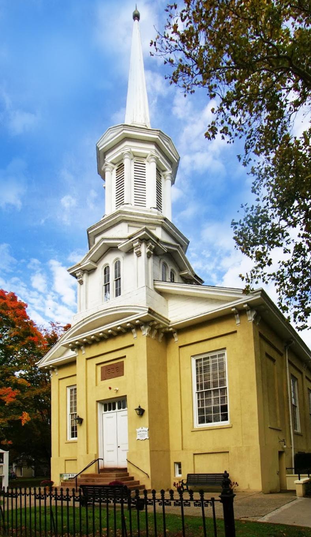 Kingston Presbyterian Church, Kingston NJ