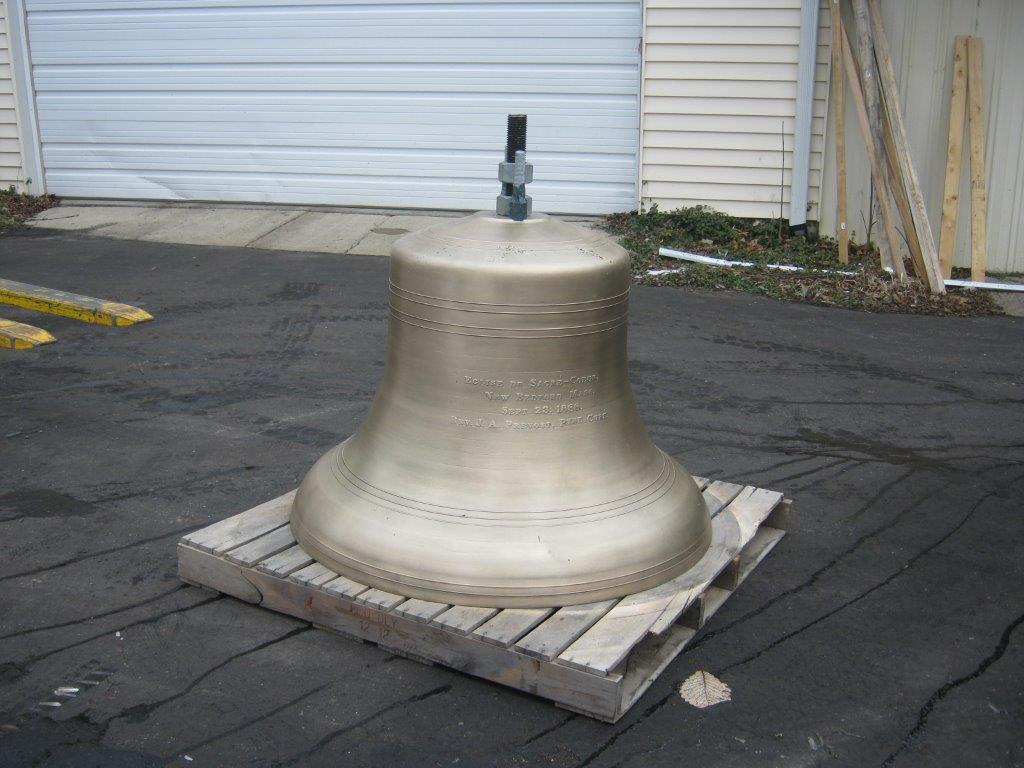 Swinging Church Bells : Church bell restoration and automatic ringing equipment