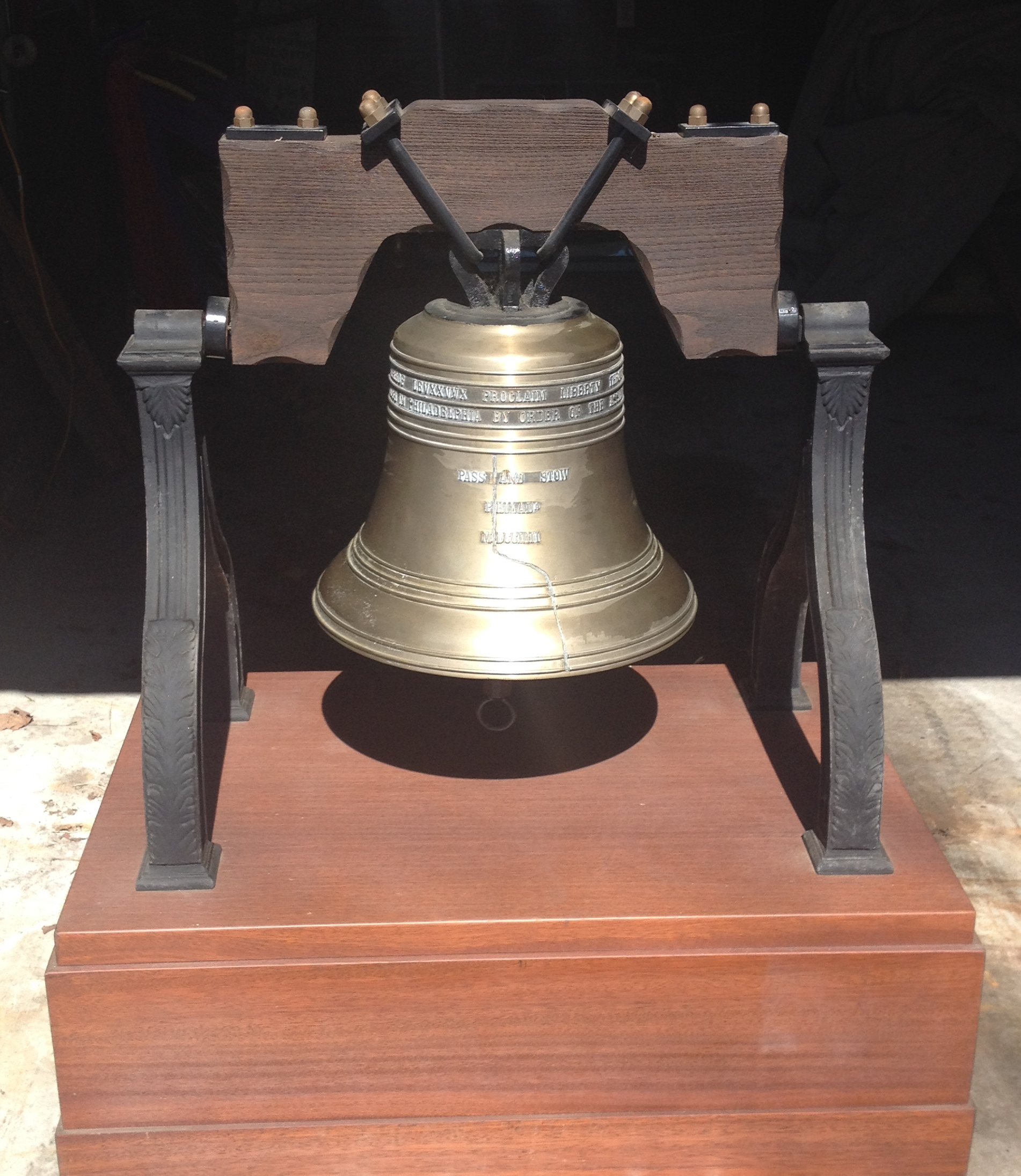 Liberty Bell Replica 1976for Sale