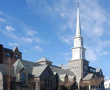 First Presbyterian Church of Greenwich Connecticut