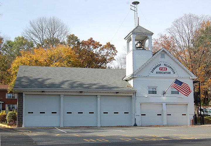 Demarest Fire Department, New Jersey