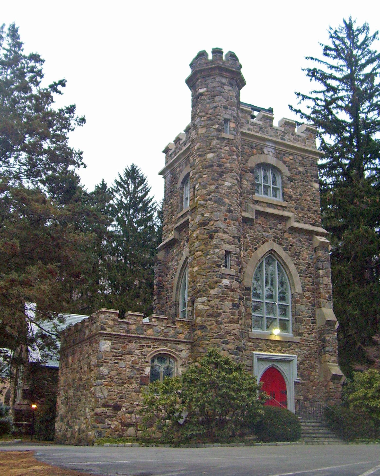 Church of The Virgin Mary, Chappaqua, New York