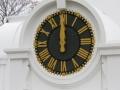 Clock Tower on Chapel Steeple