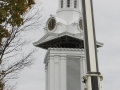 Installation of Church Steeple