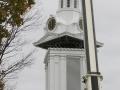 Installation of Church Steeple