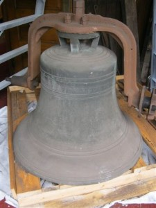 1000 lb fulton bronze bell for sale