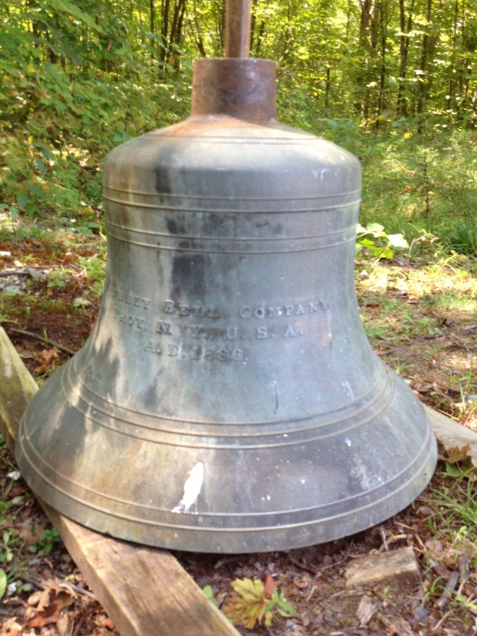 Swinging Church Bells : Pre owned church bells for sale in restored or original