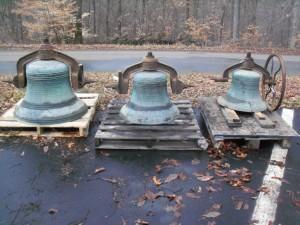 1922 bronze historic meneely bells for sale