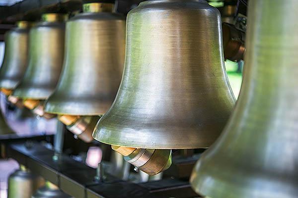 New Bronze Church Bells