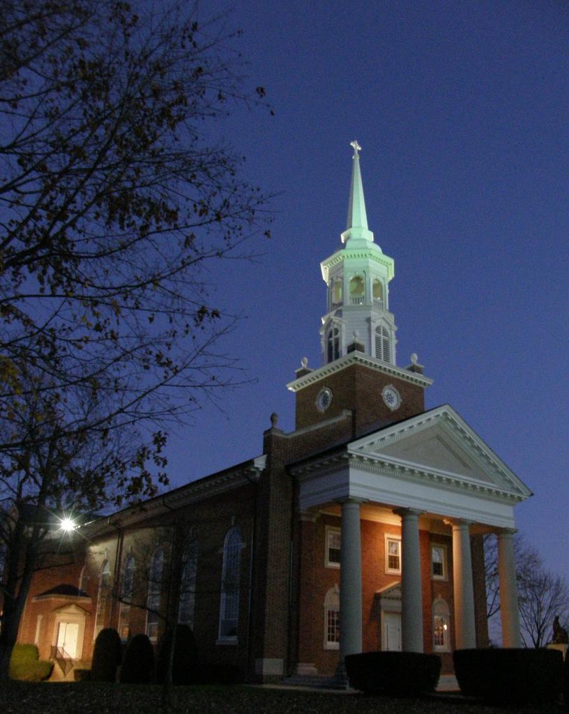 Gettysburg, PA Lutheran Theological Seminary Chapel