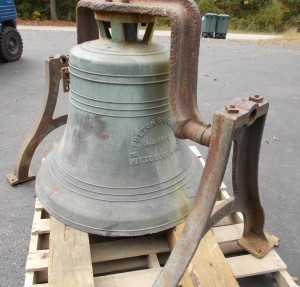 Fulton & Sons 1870 Bell from  Pittsburgh, PA for sale