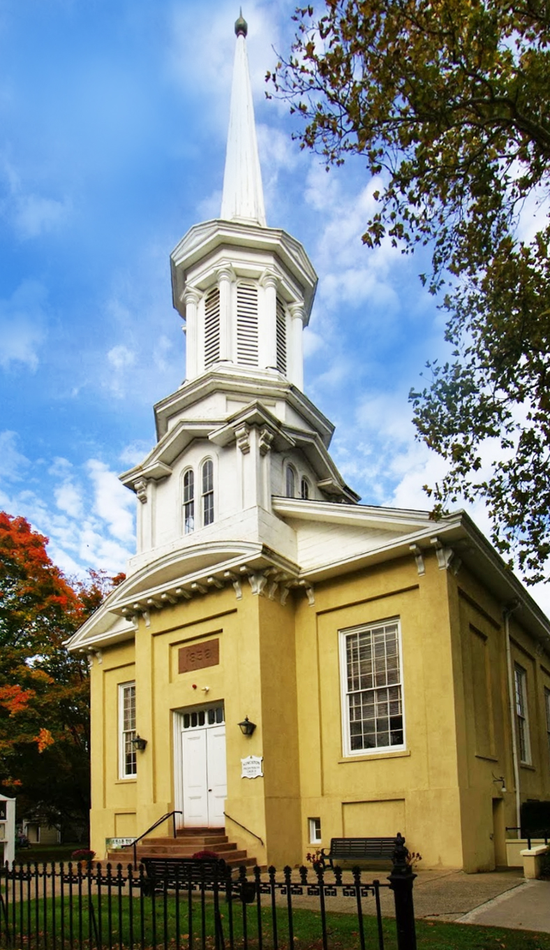 Kingston Presbyterian Church Historic Steeple & Church Bell Renovation
