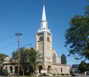 Trinity United Methodist Church, Clearfield, PA