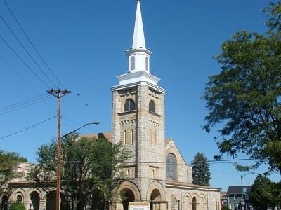 Trinity United Methodist Church, Clearfield, PA