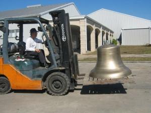 Assumption Chapel Bell Restoration Church Specialties
