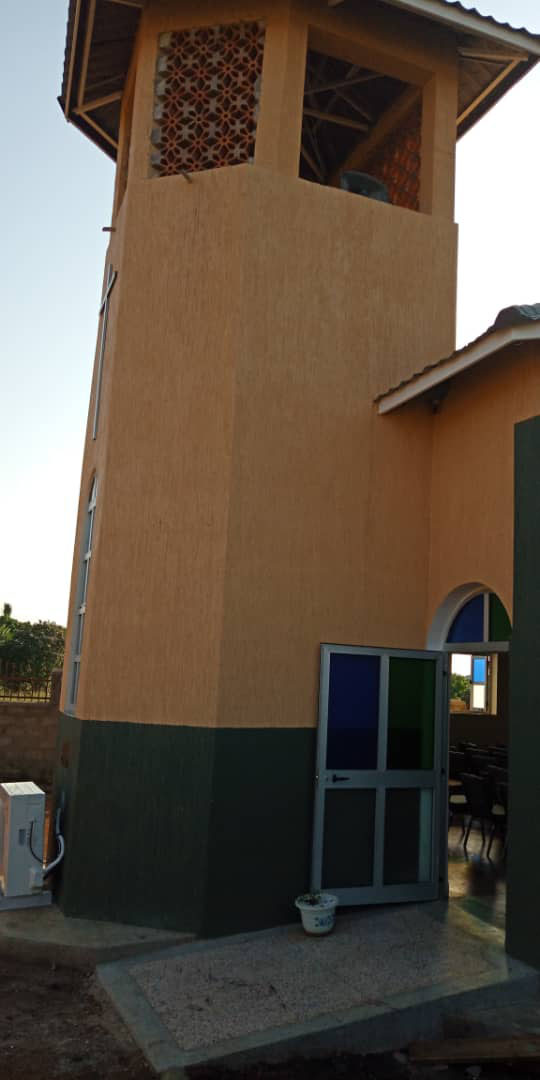 Carillon Finds new Home in Uganda