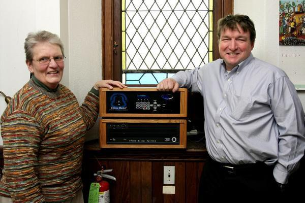 Grace Lutheran, Wyndmoor, witnesses the miracle of the bells